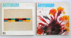 2 Art Forum International Editions: Summer 1994 Summer & September ► http://etsy.me/1DPX7bW