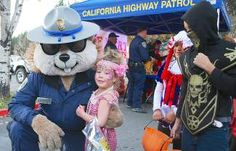 TRUCKEE, Calif. — The California Highway Patrol, the community and SaveMart supermarkets in Truckee partnered again this year to bring big smiles during Halloween and are stocking the pantry