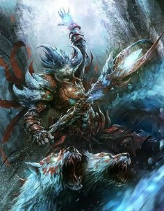 Domador de bestias legend of the cryptids