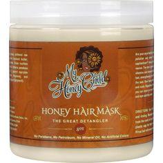 Image result for MYHoneyChild Honey Hair Mask