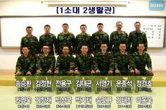 Turma serviço militar