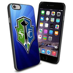 Soccer MLS Seattle Sounders FC Logo , Cool iPhone 6 Smartphone Case Cover Collector iphone TPU Rubber Case Black Phoneaholic http://www.amazon.com/dp/B00WR6K4RY/ref=cm_sw_r_pi_dp_-Moqvb0YAP1C3