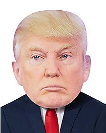 Giant Donald Trump Head Mask - Look like Donald Trump without having to put on a wig or makeup with this hilariously large mask! Donald Trump Halloween Costume, Halloween Fun, Trump Mask, Donald Trump Face, Morris Costumes, Sexy Costumes For Women, Head Mask, Best Part Of Me, Adulting