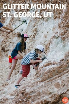 Glitter Mountain | St. George | Roadtripping | Things to do in Utah with kids #zion #zionnantionalpark #zionNP #family #familytravel #familyadventures #roadtrip #travelwithkids #tipsforzion #nationalparksusa #nationalparks #travelUSA #familylife #campingtips #hikingtips #camping #hiking #familyfriendly #southernutah #utah #beutahful #placestostay #tipsfortravel