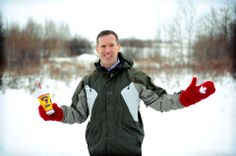 Edmonton business owner 'jumped at the chance' to own part of NHL team Canada Snow, Canada Goose Jackets, Nhl, Winter Jackets, Business, Juice, Rest, Facebook, Winter Vest Outfits