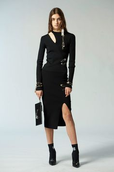 b389dd3b Versus Versace Pre - Fall 2018 Donatella Versace, Gianni Versace, Fashion  Company, Fashion