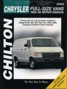 1626 best manuals images on pinterest repair manuals atelier and manualspro 1989 1998 chilton chrysler full size vans repairmanual https fandeluxe Gallery