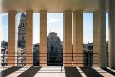City Hall of Murcia, Plaza Cardenal Belluga, Murcia Spain | Rafael Moneo