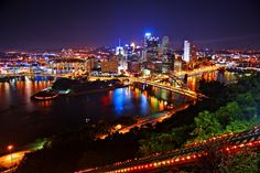Pittsburgh, Pittsburgh, Pittsburgh and more Pittsburgh