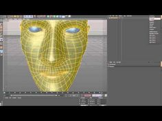 Unwrapping UVs in Cinema 4D part 1
