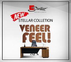 ¡Próximamente! Nueva colección de escritorios STELLAR.