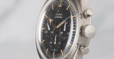 This Vintage OMEGA Speedmaster Watch Just Sold for More than $250,000