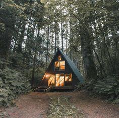 Maison dans les bois / Green Life
