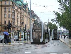 Autonomous multi-utility Tram with green credentials