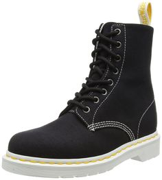 Dr. Martens Unisex Page 8 Eye Canvas Fashion Boots > Want to know more, visit the site now : Ankle Boots