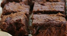 Delicious indeed! Sweet Potato Brownies from Deliciously Ella