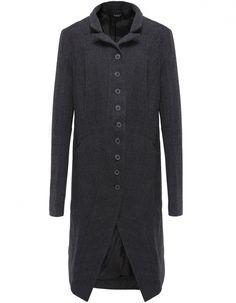 Rundholz Dark Grey Check Jacket