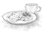 America's Test Kitchen- best recipe for British (currant) scones. Looks delicious!