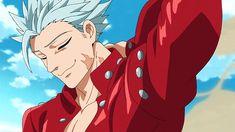 Reader (Yaoi) [Volumen I] - The Seven Deadly Sins: Ban Seven Deadly Sins Anime, 7 Deadly Sins, Cartoon Shows, Anime Shows, Anime Love, Anime Guys, Akatsuki, Yandere, Ban Anime