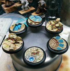 Patryn's Circle Painting Blog. - Page 2