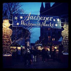De kerstmarkt van Aachen, een jaarlijkse traditie.