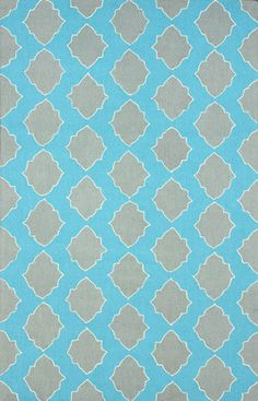 nuLOOM Grey Ravi | Contemporary Rugs