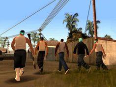Gta San Andreas, Grand Theft Auto, Bts, Thug Life, Beetlejuice, Best Games, Video Games, Africa, Fandoms