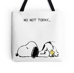 17 Tote Bags That Understand You Completely - Snoopy Painted Canvas Bags, Canvas Tote Bags, Diy Tote Bag, Reusable Tote Bags, Nemo, Custom Tote Bags, Fabric Bags, Printed Bags, Cotton Bag