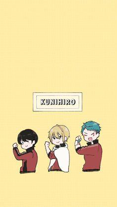 (1) 트위터 Touken Ranbu, Doujinshi, Sword, Chibi, Geek Stuff, Fan Art, Anime, Comic, Wallpapers