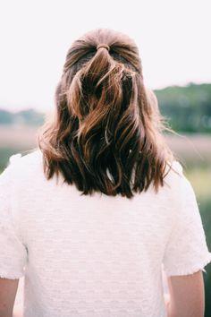 """yepitsprep: """" new hair """""""