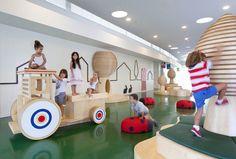 Детский образовательный центр в Израиле