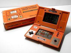 Nintendo Game & Watch Multi Screen Donkey Kong DK-52 Boxed MIJ Free Shipping!_75 #Nintendo