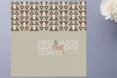 Minted: Scandinavian Sweethearts Save the Date Cards