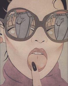Quasi quasi Vintage Pop Art, Hippie Life, Erotic Photography, Dope Art, Art Studies, Erotic Art, Female Art, New Art, Decoration