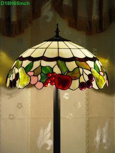 Fruit Tiffany Lamp 18S20-24F5