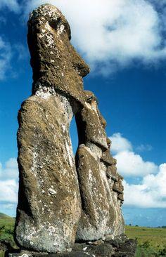 Easter Island Moi