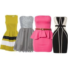 """""""Dresses"""" by tonnie-1 on Polyvore"""
