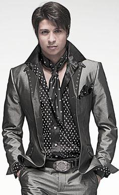 Trajes de moda hombre modelo E00-(663) - ottavionuccio.com