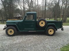 1947 Willys Jeep pick up
