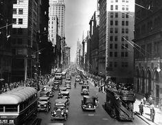 5th Avenue, NYC, 1930