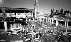 News Photo : Jacob Javits Convention center progress, W 34 St. Convention Centre, Concrete Mixers, Still Image, Construction, News, Building