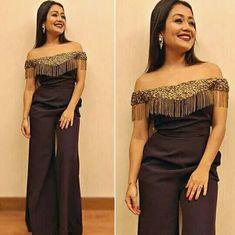 Bollywood Girls, Bollywood Fashion, Western Outfits, Western Wear, Neha Kakkar Dresses, Little Fashion, Online Fashion Boutique, Indian Designer Wear, Business Fashion
