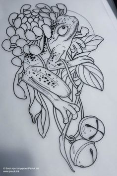 Traditional Japanese Tattoo Flash, Traditional Tattoo Sketches, Frog Tattoos, Body Art Tattoos, Sleeve Tattoos, Japanese Snake Tattoo, Japanese Tattoo Designs, Japan Tattoo Design, Tattoo Design Drawings