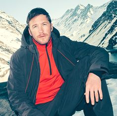 DOWNHILL, THE MR BODE MILLER WAY - The US's most successful and storied skier takes his Aztech Mountain brand to the Andes for a test run. Photography by Mr Arnaud Pyvka.