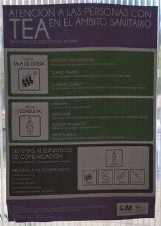 El profe y su clase de PT: ¿Qué necesidades tienen los TEA?