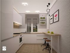 metamorfoza - mieszkanie w wiekiej płycie - ciepło/zimno - zdjęcie od Archomega Biuro Architektoniczne