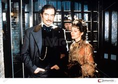 Timothy Dalton and Joanne Whalley in Scarlett.