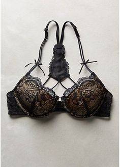 8755528d9 Samantha Chang s All Lace Underwire Bra has a gorgeous