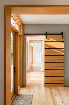 Puertas De Acordeon Decorar Tu Casa Es Facilisimo