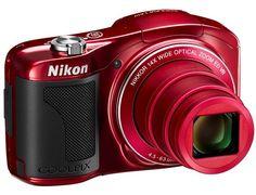 NIKON Coolpix L610 Rouge red et découvrez notre sélection d'appareil photo compact http://www.ubaldi.com/photo-video/appareil-photo-numerique/compact/compact.php